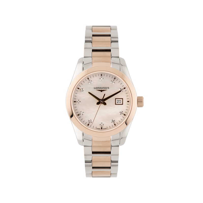 Longines, Conquest Classic, Stainless Steel