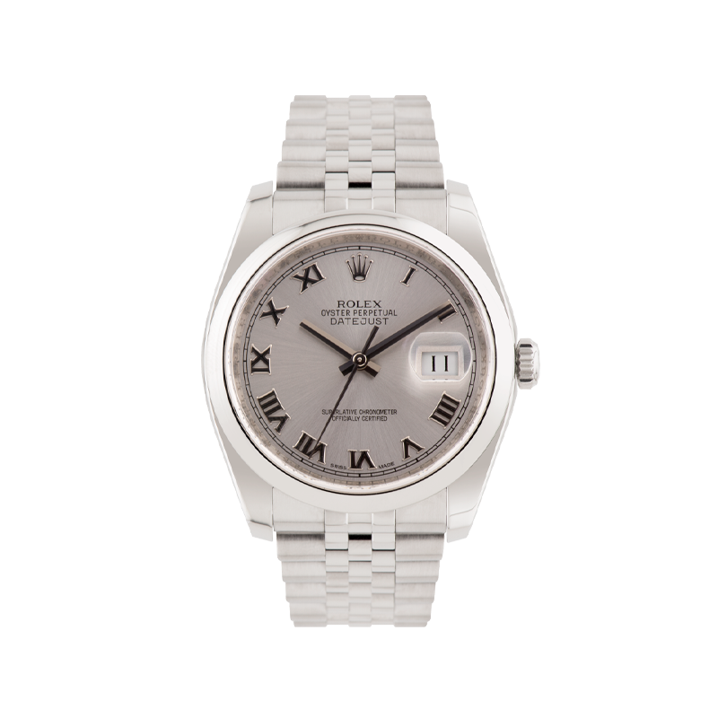 Rolex, Datejust 36, Oystersteel
