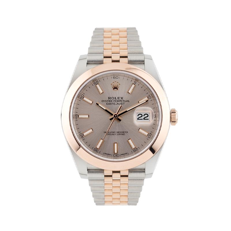 Rolex, Datejust 41, Everose Rolesor