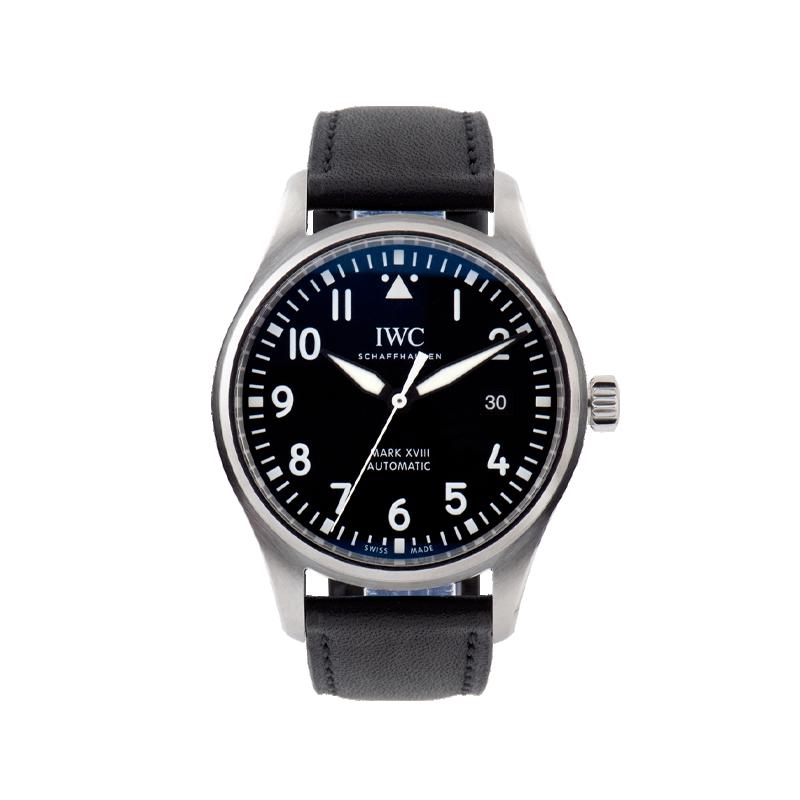 IWC, Pilot's Watch Mark XVIII, Stainless Steel