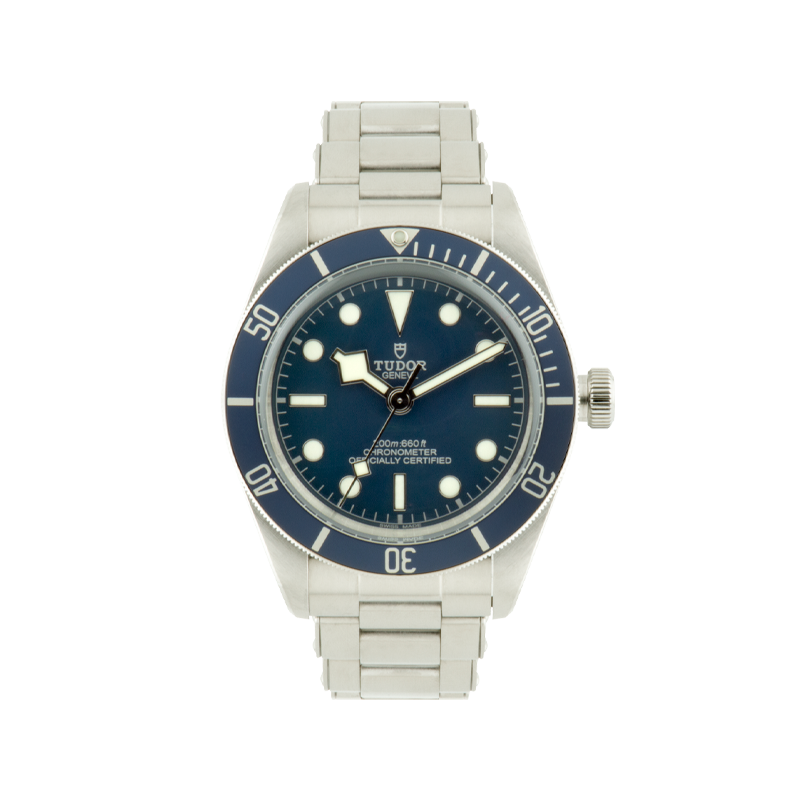 TUDOR, Black Bay Fifty-Eight, Stainless Steel