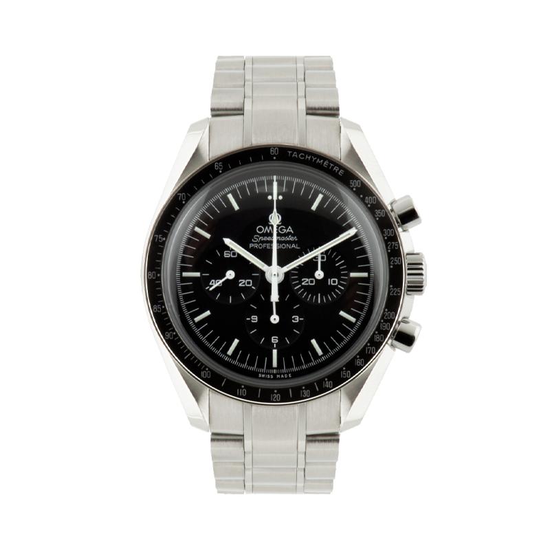 Omega, Speedmaster Moonwatch, Stainless Steel