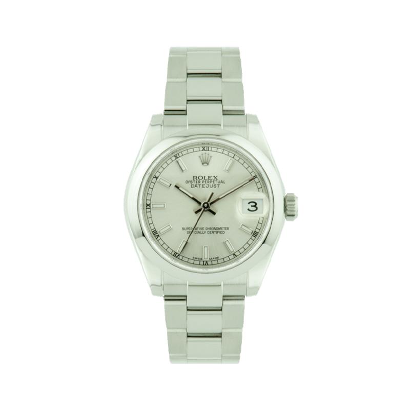 Rolex, Datejust 31, Oystersteel