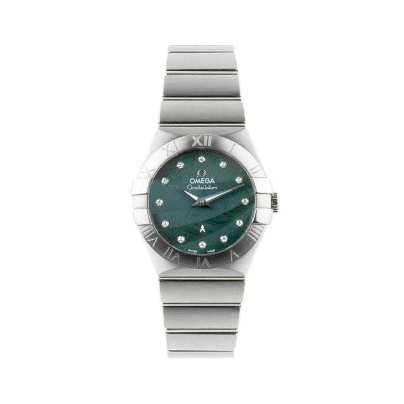 Omega, Constellation, Stainless Steel