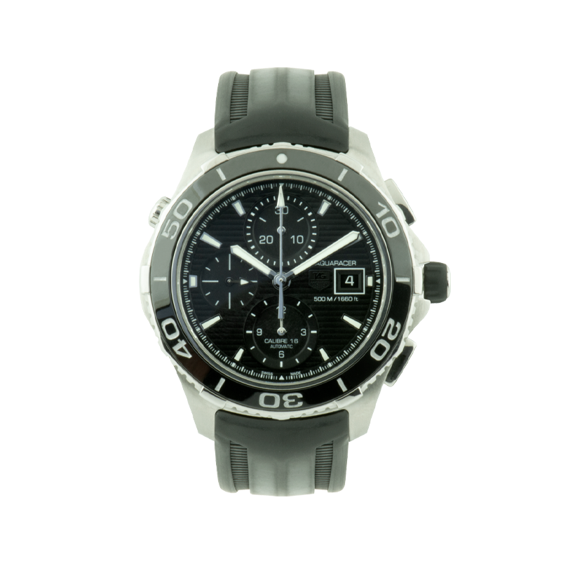 TAG Heuer, Aquaracer, Stainless Steel